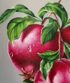 pomegranate-painting-detail